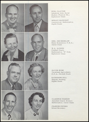 Page 12, 1955 Edition, Eldorado High School - Talon Yearbook (Eldorado, TX) online yearbook collection