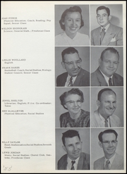 Page 13, 1955 Edition, Eldorado High School - Talon Yearbook (Eldorado, TX) online yearbook collection