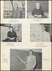 Page 10, 1959 Edition, Eldorado High School - Talon Yearbook (Eldorado, TX) online yearbook collection