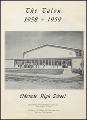 Page 5, 1959 Edition, Eldorado High School - Talon Yearbook (Eldorado, TX) online yearbook collection