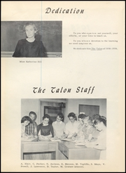 Page 6, 1959 Edition, Eldorado High School - Talon Yearbook (Eldorado, TX) online yearbook collection