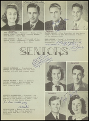 Page 17, 1942 Edition, Phillips High School - Phillipic Yearbook (Phillips, TX) online yearbook collection