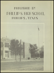 Page 7, 1942 Edition, Phillips High School - Phillipic Yearbook (Phillips, TX) online yearbook collection