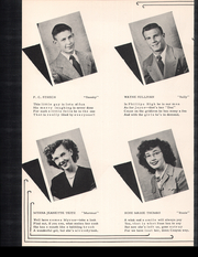 Page 38, 1948 Edition, Phillips High School - Phillipic Yearbook (Phillips, TX) online yearbook collection