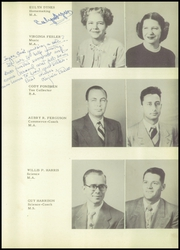 Page 17, 1951 Edition, Phillips High School - Phillipic Yearbook (Phillips, TX) online yearbook collection