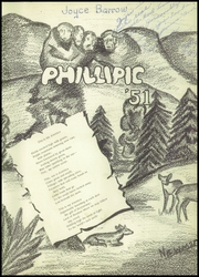 Page 7, 1951 Edition, Phillips High School - Phillipic Yearbook (Phillips, TX) online yearbook collection