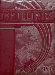 Phillips High School - Phillipic Yearbook (Phillips, TX) online yearbook collection, 1953 Edition, Page 1