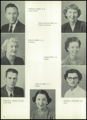Page 14, 1954 Edition, Phillips High School - Phillipic Yearbook (Phillips, TX) online yearbook collection
