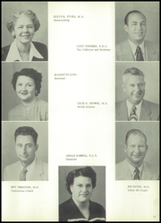 Page 15, 1954 Edition, Phillips High School - Phillipic Yearbook (Phillips, TX) online yearbook collection