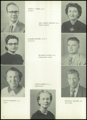 Page 16, 1954 Edition, Phillips High School - Phillipic Yearbook (Phillips, TX) online yearbook collection