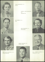 Page 17, 1954 Edition, Phillips High School - Phillipic Yearbook (Phillips, TX) online yearbook collection