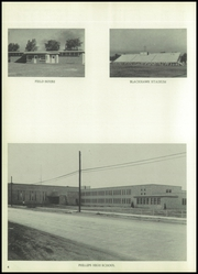 Page 8, 1954 Edition, Phillips High School - Phillipic Yearbook (Phillips, TX) online yearbook collection