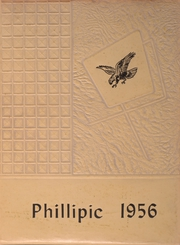 Page 1, 1956 Edition, Phillips High School - Phillipic Yearbook (Phillips, TX) online yearbook collection