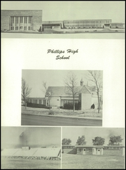 Page 10, 1956 Edition, Phillips High School - Phillipic Yearbook (Phillips, TX) online yearbook collection