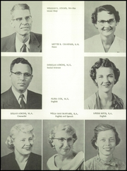 Page 16, 1956 Edition, Phillips High School - Phillipic Yearbook (Phillips, TX) online yearbook collection