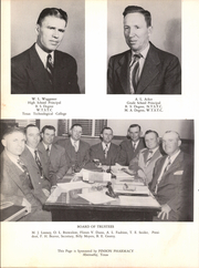 Page 14, 1950 Edition, New Deal High School - Roar Yearbook (New Deal, TX) online yearbook collection