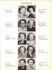 Page 16, 1950 Edition, New Deal High School - Roar Yearbook (New Deal, TX) online yearbook collection