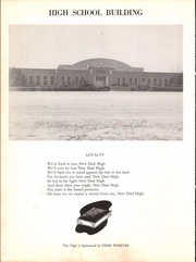 Page 8, 1950 Edition, New Deal High School - Roar Yearbook (New Deal, TX) online yearbook collection