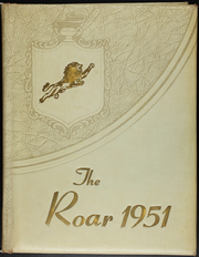 Page 1, 1951 Edition, New Deal High School - Roar Yearbook (New Deal, TX) online yearbook collection