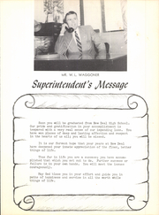 Page 11, 1951 Edition, New Deal High School - Roar Yearbook (New Deal, TX) online yearbook collection