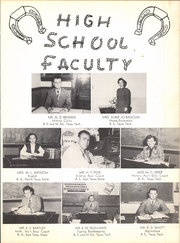 Page 13, 1951 Edition, New Deal High School - Roar Yearbook (New Deal, TX) online yearbook collection