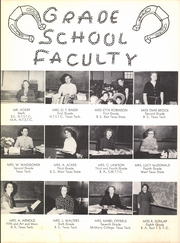 Page 14, 1951 Edition, New Deal High School - Roar Yearbook (New Deal, TX) online yearbook collection