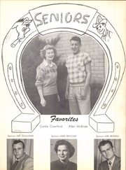 Page 15, 1951 Edition, New Deal High School - Roar Yearbook (New Deal, TX) online yearbook collection