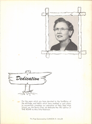 Page 9, 1951 Edition, New Deal High School - Roar Yearbook (New Deal, TX) online yearbook collection
