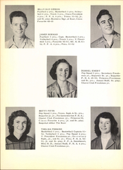 Page 14, 1952 Edition, New Deal High School - Roar Yearbook (New Deal, TX) online yearbook collection