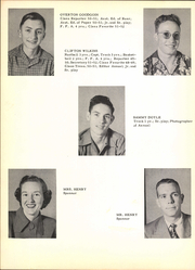 Page 16, 1952 Edition, New Deal High School - Roar Yearbook (New Deal, TX) online yearbook collection