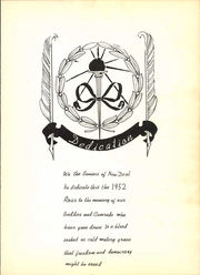 Page 7, 1952 Edition, New Deal High School - Roar Yearbook (New Deal, TX) online yearbook collection