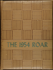 Page 1, 1954 Edition, New Deal High School - Roar Yearbook (New Deal, TX) online yearbook collection