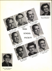 Page 10, 1954 Edition, New Deal High School - Roar Yearbook (New Deal, TX) online yearbook collection