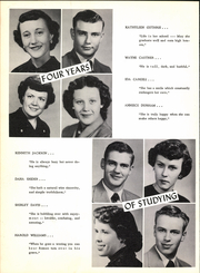 Page 12, 1954 Edition, New Deal High School - Roar Yearbook (New Deal, TX) online yearbook collection