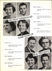 Page 14, 1954 Edition, New Deal High School - Roar Yearbook (New Deal, TX) online yearbook collection