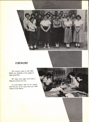 Page 6, 1954 Edition, New Deal High School - Roar Yearbook (New Deal, TX) online yearbook collection