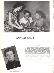 Page 8, 1956 Edition, New Deal High School - Roar Yearbook (New Deal, TX) online yearbook collection