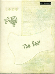 Page 1, 1958 Edition, New Deal High School - Roar Yearbook (New Deal, TX) online yearbook collection