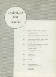 Page 13, 1958 Edition, New Deal High School - Roar Yearbook (New Deal, TX) online yearbook collection