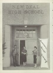 Page 8, 1958 Edition, New Deal High School - Roar Yearbook (New Deal, TX) online yearbook collection