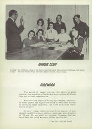 Page 8, 1959 Edition, New Deal High School - Roar Yearbook (New Deal, TX) online yearbook collection