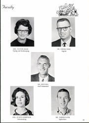 Page 17, 1966 Edition, New Deal High School - Roar Yearbook (New Deal, TX) online yearbook collection