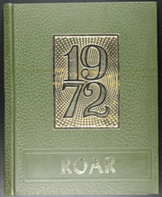 Page 1, 1972 Edition, New Deal High School - Roar Yearbook (New Deal, TX) online yearbook collection