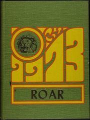 Page 1, 1973 Edition, New Deal High School - Roar Yearbook (New Deal, TX) online yearbook collection