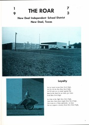 Page 7, 1973 Edition, New Deal High School - Roar Yearbook (New Deal, TX) online yearbook collection