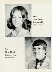 Page 16, 1974 Edition, New Deal High School - Roar Yearbook (New Deal, TX) online yearbook collection