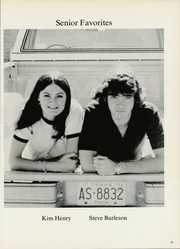 Page 17, 1974 Edition, New Deal High School - Roar Yearbook (New Deal, TX) online yearbook collection