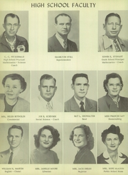 Page 10, 1952 Edition, Rankin High School - Red Devil Yearbook (Rankin, TX) online yearbook collection