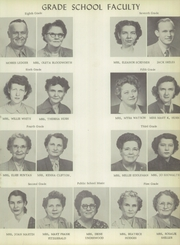 Page 11, 1952 Edition, Rankin High School - Red Devil Yearbook (Rankin, TX) online yearbook collection