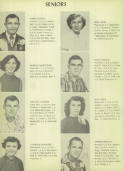 Page 14, 1952 Edition, Rankin High School - Red Devil Yearbook (Rankin, TX) online yearbook collection